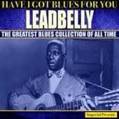 Leadbelly  (Have I Got Blues Got You) de Leadbelly