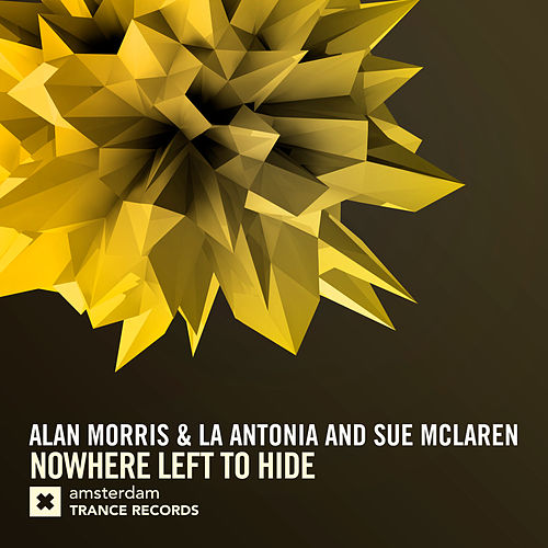 Nowhere Left To Hide by Alan Morris