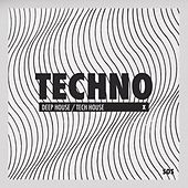 Techno X - EP by Various Artists