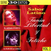 Sabor Latino, Vol. 2 by Tania Libertad