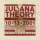 Live 10.13.2001 by The Juliana Theory
