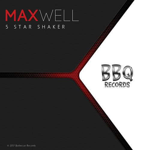 5 Star Shaker (Remastered Version) by Maxwell