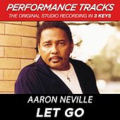 Let Go (Premiere Performance Plus Track) by Aaron Neville