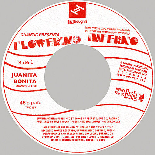 Play & Download Juanita Bonita 7 by Quantic | Napster