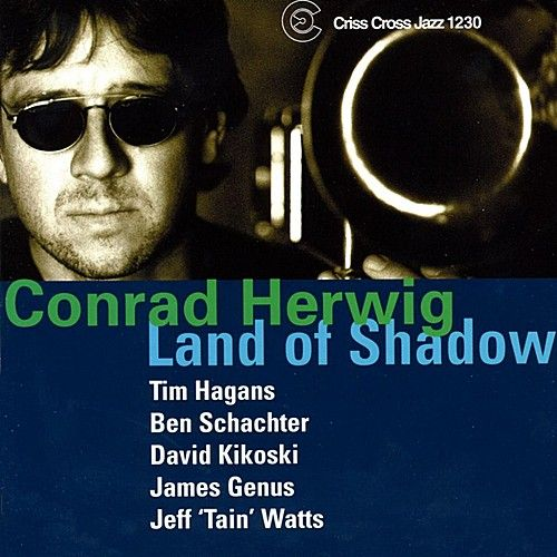 Land Of Shadow by Conrad Herwig