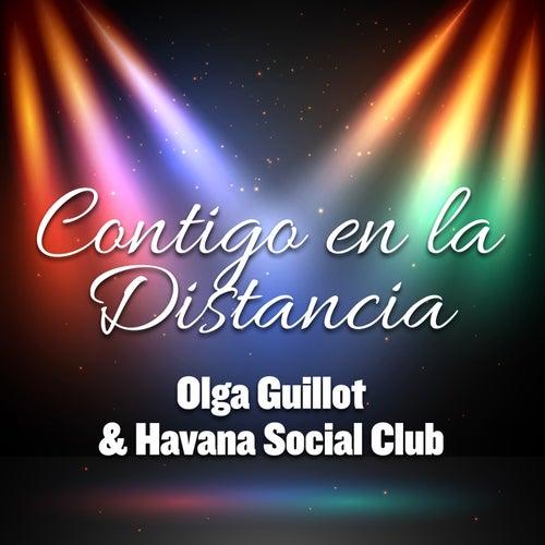 Contigo en la Distancia by Olga Guillot