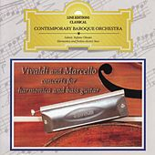 Vivaldi and Marcello Concerts for Harmonica and Bass Guitar by Stefano Olivato