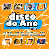 Disco do Ano Vol. 4 by Various Artists