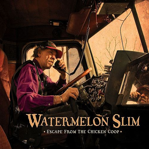 Play & Download Escape From The Chicken Coop by Watermelon Slim | Napster