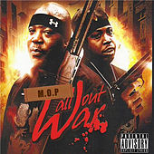 Play & Download All Out War by M.O.P. | Napster