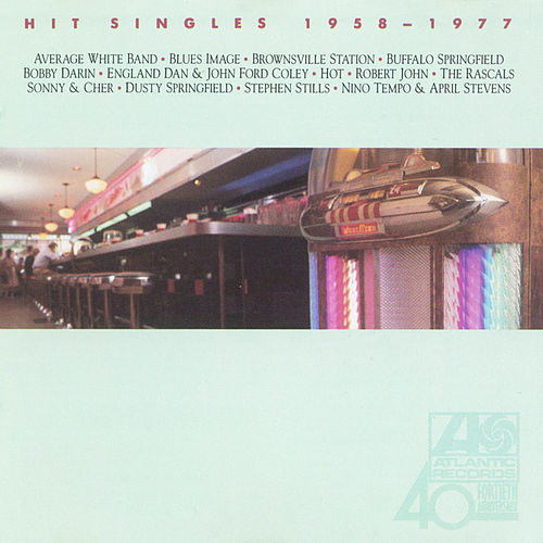 Play & Download Atlantic Records 40th Anniversary: Hit Singles [1958-1977] by Various Artists | Napster