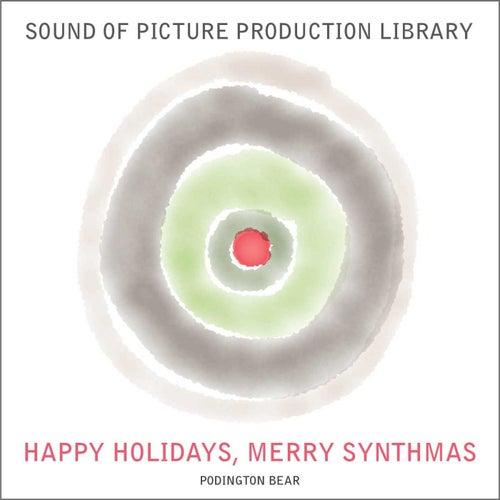 Happy Holidays, Merry Synthmas by Podington Bear
