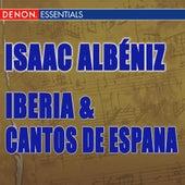 Albeniz: Iberia & Cantos de Espana by Various Artists