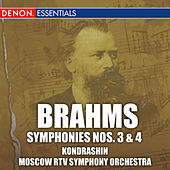 Play & Download Brahms: Symphonies Nos. 3 & 4 by Moscow RTV Symphony Orchestra | Napster