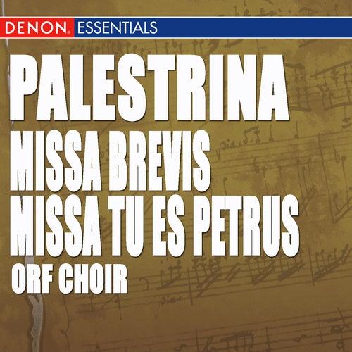 Play & Download Palestrina: Missa Brevis - Missa Tu es Petrus by Gottfried Preinfalk | Napster