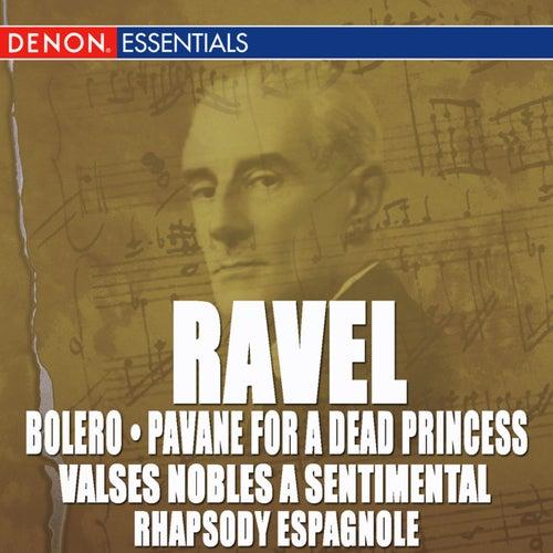 Play & Download Ravel: Bolero, Pavane, Valse Nobles and Sentimentale & Rhapsody Espagnole by Various Artists | Napster