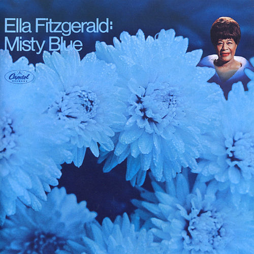 Play & Download Misty Blue by Ella Fitzgerald | Napster