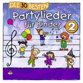 Die 30 besten Partylieder für Kinder 2 by Simone Sommerland, Karsten Glück & die Kita-Frösche