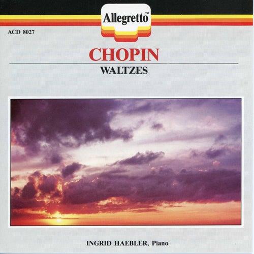 Chopin: Waltzes by Ingrid Haebler
