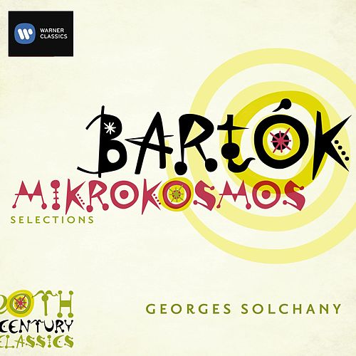 Bela Bartók: Mikrokosmos Books 1-6 by Georges Solchany