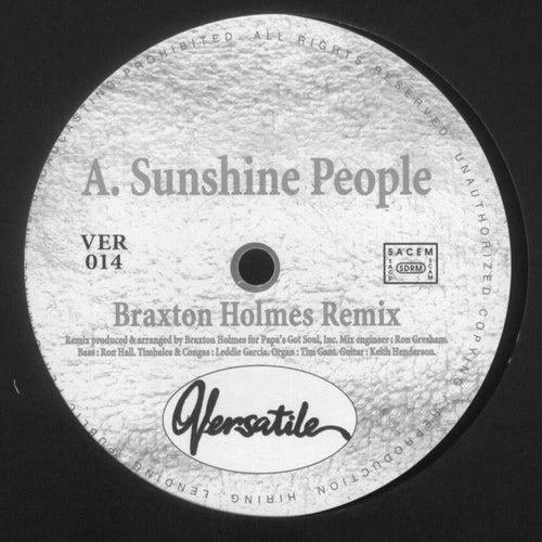 Venus (Sunshine People) [Remix Part 2] by Cheek