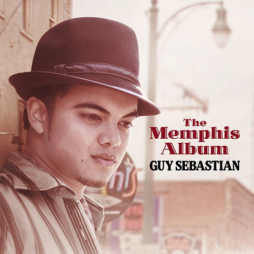 The Memphis Album by Guy Sebastian