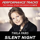 Play & Download Silent Night (Premiere Performance Plus Track) by Twila Paris | Napster