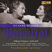 WAGNER, R.: Parsifal [Opera] (Leitner) by Wolfgang Windgassen