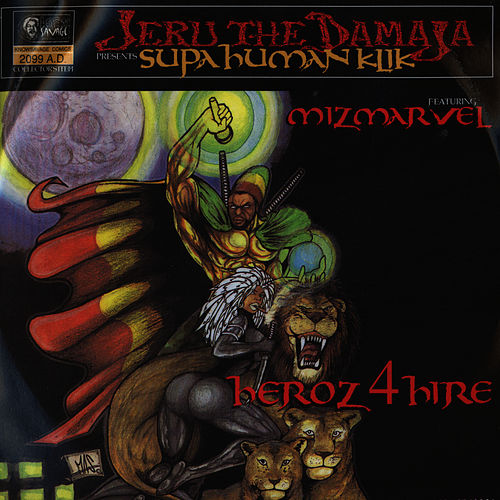 Play & Download Heroz4Hire by Jeru the Damaja | Napster