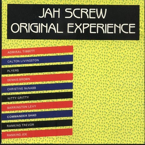 Jah Screw Original Experience by Various Artists