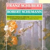 Arpeggione-Sonate, Adagio & Allegro, Fantasiestücke, Romanzen by Carmen Piazzini Werner Thomas-Mifune