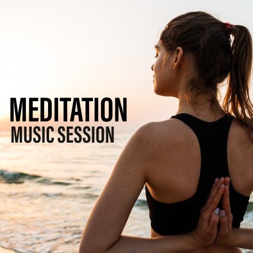 Meditation Music Session by Lullabies for Deep Meditation