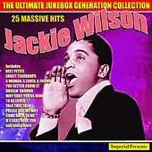 Jackie Wilson - The Ultimate Jukebox Generation Collection de Jackie Wilson