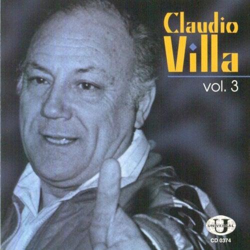 Claudio Villa Vol. 3 by Claudio Villa