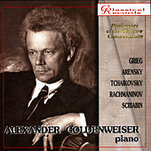 Alexander Goldenweizer, Piano by Various Artists