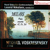 Play & Download Mozart. Piano Concertos. Vol. 2 by Mikhail Voskresensky | Napster