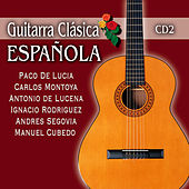 Spanish Classical Guitar, Vol. 2 by Various Artists