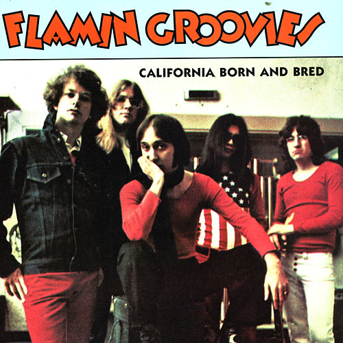 California Born and Bred by The Flamin' Groovies