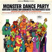 Monster Dance Party by Don Hinson