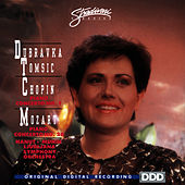 Play & Download Chopin: Piano Concerto No 1 - Mozart: Piano Concerto No 26 by Dubravka Tomsic | Napster