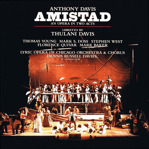 Play & Download Anthony Davis: Amistad by Anthony Davis | Napster
