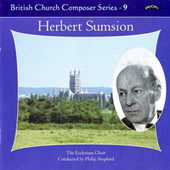 British Church Music Series 9: Music of Herbert Sumsion by The Ecclesium Choir