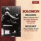 Play & Download Solomon plays Brahms & Mozart - 1956 by Various Artists | Napster