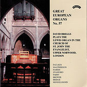 Play & Download Great European Organs No.57: St John's Upper Norwood, London by David Briggs | Napster