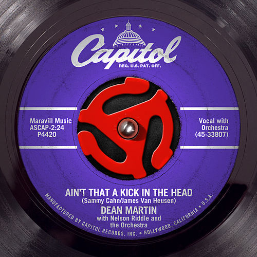 Play & Download Ain't That A Kick by Dean Martin | Napster