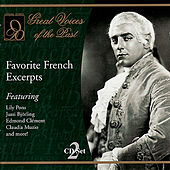 Favorite French Excerpts by Various Artists