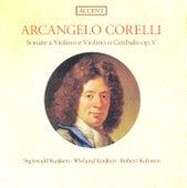CORELLI, A.: Violin Sonatas, Op. 5, Nos. 1, 3, 6, 11, 12 (Kuijken, Kohnen) by Sigiswald Kuijken