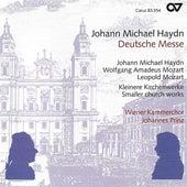 Choral Recital: Wiener Chamber Choir - MOZART, W.A. / HAYDN, M. / HAYDN, F.J. / MOZART, L. by Various Artists