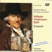Play & Download BACH, W.F.: Sons of Bach (The), Vol. 1 - Concertos by Various Artists | Napster