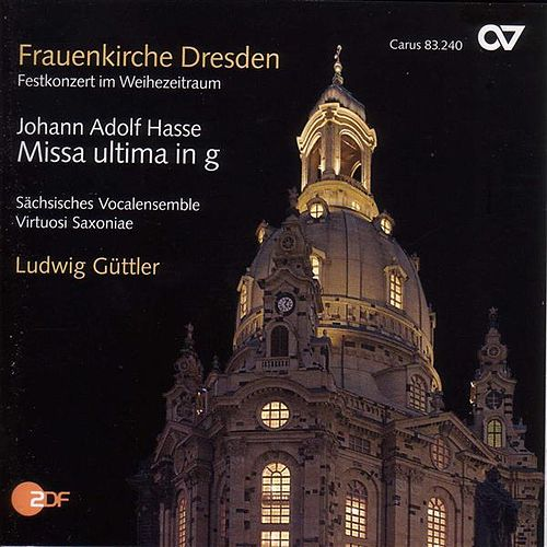 HASSE, J.A.: Mass in G minor,